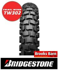 Kawasaki KLR 250 1983-2000 Bridgestone Trail Wing TW302 Rear Tyre (4.60 -17) 62P