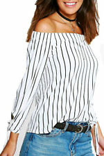 Camisas y tops de mujer de color principal negro de viscosa/rayón Talla 34