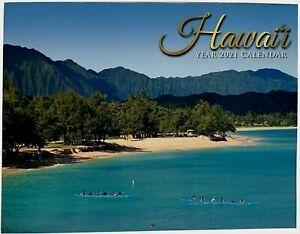 Hawaii 2021 Calendar BRAND NEW! Island Treasures Collection