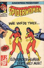 SPIDERWOMAN 11 - DE WISSELTRUC (1982)