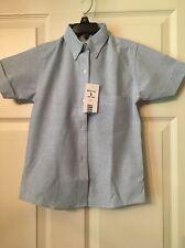 "Becky Thatcher Youth Girls Uniform Shirt Size5"" Short Sleeve New/ Tags ❤"