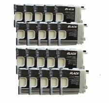 20 Cartridges Compatible With Brother DCP145C MFC5890CN MFC 490CW DCP195C Black