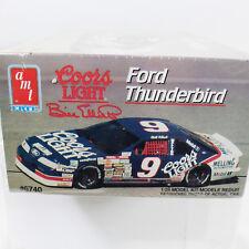 NASCAR BILL ELLIOTT #9 COORS LIGHT FORD Thunderbird 1/25 MODEL Kit AMT/ERTL 6740