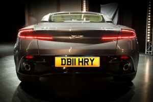 Aston, DB11, HRY, HARRY, HENRY, DB, AML, Cherished Number, Reg, Private Plates