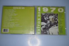Exitos de 1970. CD-Album