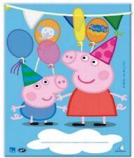 Bolsas y conos de color principal rosa cumpleaños infantil para fiestas