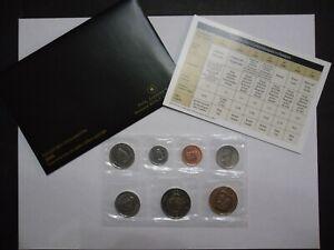 2005 Canada Uncirculated Coin Set