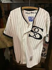 Authentic Cooperstown Collection 1919 Chicago White Sox MLB Men's M Jersey Shirt