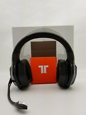 Tritton Warhead 7.1 Mad Catz Gaming Headphones w/ Microphone Battery Manual Box