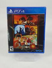 Jeu ADK Damashii PS4 SNK Limited Run #315
