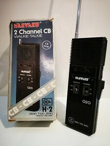 Classic Harvard 2 Channel CB Radio Walkie Talkie