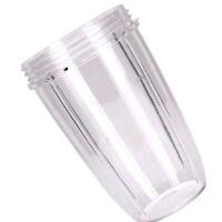 Juicer Cup Mug Clear Replacement For Nutribullet Nutri Juicer 32Oz Juicer 3 J9E8