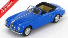 Alfa Romeo 2500 Spider 1951 Blue 1:43