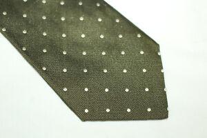ARGYLE SUTHERLAND Silk tie Made in Italy F16375