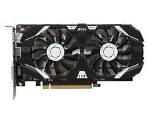 MSI GeForce GTX 1050 Ti 4GT OCV1 4GB GDDR5 Graphics Card (GTX1050TI4GTOCV1)