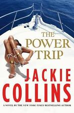 The Power Trip by Jackie Collins (2013, Hardcover)