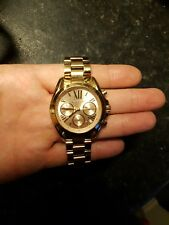 MICHAEL KORS MK5799 ROSE GOLD BRADSHAW MINI WATCH