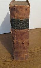 Todd's Johnsons And Walkers Pronouncing Dictionary Published 1859