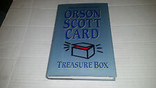 Treasure Box by Orson Scott Card (1996, Hardcover) SIGNED 1st/1st