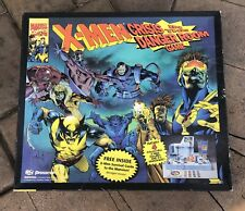 X-MEN CRISIS IN THE DANGER ROOM GAME 1994 MARVEL *SEE PICS FOR CONDITION*