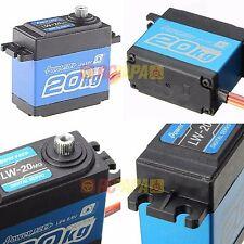 Power HD 20KG Torque Waterproof Digital Servo (LW-20MG) for RC Car Hobby 1pc