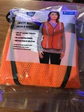 Westchester Protective Gear Safety Vest Reflective 1 sz fits most New in packa