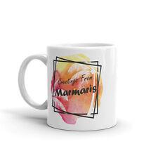 Greetings From Marmaris High Quality 10oz Coffee Tea Mug #7667