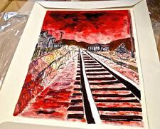 Bob Dylan Giclee & Iris Art Prints