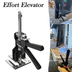 Labor-saving Arm Door Boards Lifter Cabinet Jack Plaster Sheet Repair Hand Tool