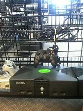 Microsoft Original Xbox Console --Cords + Controller-Ready 2 PLAY-