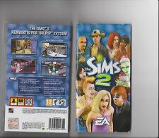 THE SIMS 2 simulatore di vita PSP
