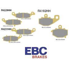 Full Set of EBC Front & Rear Brake Pads for the Kawasaki ER6F 650 07-09