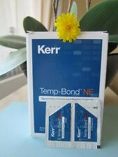 Temp-Bond NE Zahnzement für Brücken Kronen und Bisschienen Eugenolfrei DIY