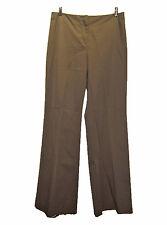 NEW AGNONA Italy Olive Green Pants sz 46/10 NWT Flat Front