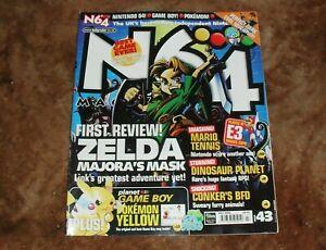 N64 Magazine Issue 43