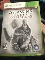 Assassin's Creed: Revelations -- Signature Edition (Microsoft Xbox 360, 2011)