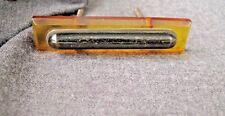 VINTAGE 1920'S ART DECO MACHINE AGE APPLEJUICE BAKELITE & METAL PULL KNOB   5536