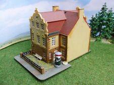 Patrizierhaus mit Arztpraxis Haus BELEUCHTET Spur N A47