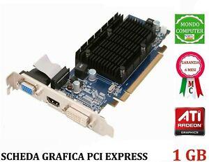 SCHEDA GRAFICA PCI EXPRESS 1GB SAPPHIRE ATI RADEON HD 5450 DDR3