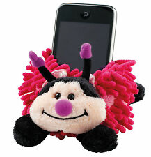 Aroma Home Mobile Phone Holder Butterfly Purple Bug Novelty Phone MP3 iPod Stand