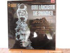 THE SWIMMER Marvin Hamlisch CBS stereo-free UK post