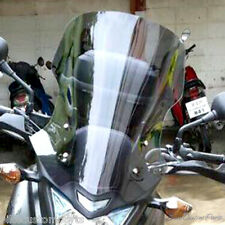 Honda CB500X 13 14 15 Motorcycle Touring New Windshield Light Smoke Windscreen