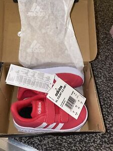 adidas infant trainers 6K