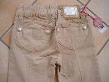 (C361) Nolita Pocket Girls Jeans Hose mit Stahl Nieten und Runden Taschen gr.104