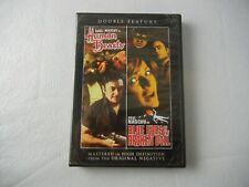 Paul Naschy Human Beasts & Blue Eyes of the Broken Doll DVD