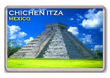 CHICHEN ITZA MEXICO FRIDGE MAGNET SOUVENIR IMÁN NEVERA