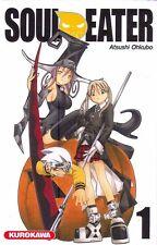 SOUL EATER tome 1 Atsushi Ohikubo MANGA shonen en français