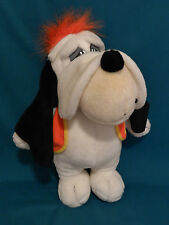 "RARE*VTG DROOPY DOG 14"" PLUSH HANNA BARBERA CARTOON 1990 STUFFED"