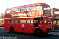London Transport RM380 Golders Green 1981 Bus Photo