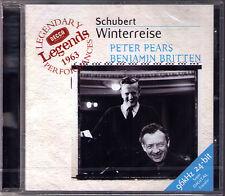 Peter Pears & Benjamin Britten: Schubert Inverno Viaggio d.911 1963 Decca CD Legends